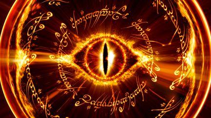 Sauron oeil