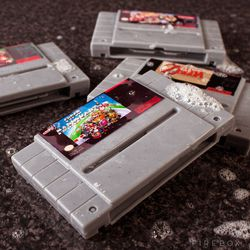 Savons Super Nintendo