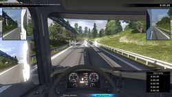 Scania Truck Driving Simulator screen2