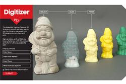 Scanner Makerbot