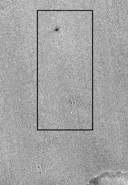 Schiaparelli Mars