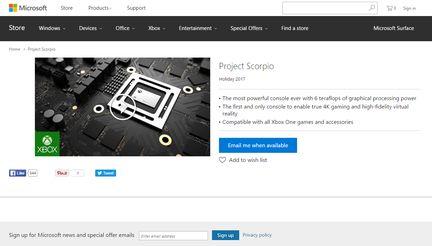 Xbox Scorpio : Phil Spencer veut vous la vendre Premium, donc cher