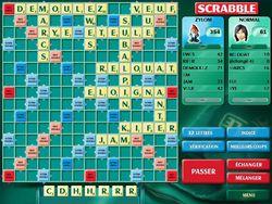 Scrabble Deluxe screen 2