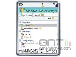 Screen windows live messenger i mode small