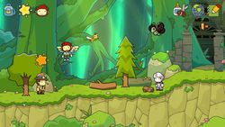 Scribblenauts Unlimited Wii U (1)
