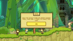 Scribblenauts Unlimited Wii U (2)