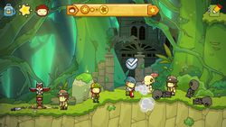 Scribblenauts Unlimited Wii U (4)