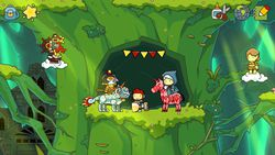 Scribblenauts Unlimited Wii U (5)