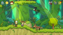 Scribblenauts Unlimited Wii U (6)