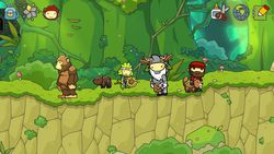 Scribblenauts Unlimited Wii U (7)