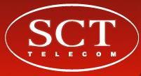 SCT Telecom logo
