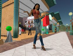 Second Life 3