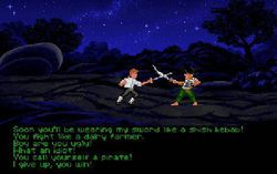 Secret of Monkey Island - repliques