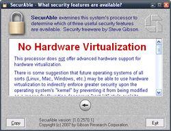 SecurAble  screen 2