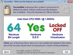 SecurAble screen