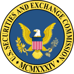 Securites and Exchange Commission Logo