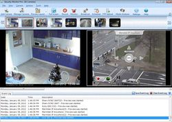 Security Monitor Pro screen1
