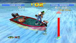 Sega Bass Fishing (3)