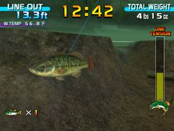 Sega Bass Fishing   Image 2