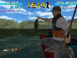 Sega Bass Fishing   Image 3