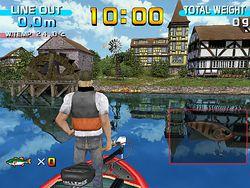 Sega bass fishing image 4