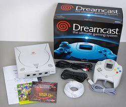 Sega DreamCast - réédition