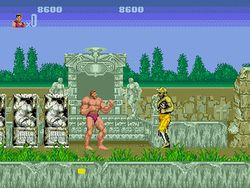 Sega Mega Drive Collection - Altered Beast - Image 1
