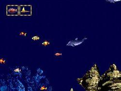 Sega Mega Drive Collection   Ecco Jr   Image 1