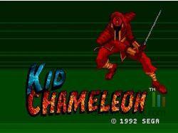 Sega Mega Drive Collection - Kid Chameleon - Image 1