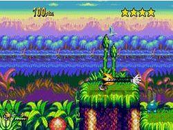 Sega Mega Drive Collection - Ristar - Image 1