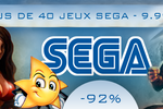 Sega Megadrive - pack DotEmu