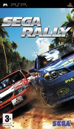 Sega rally psp packshot