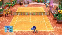 Sega superstars tennis image 1