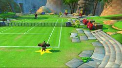 Sega superstars tennis image 2