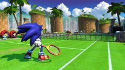 Sega superstars tennis image 4