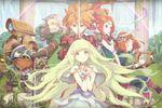 Seiken Densetsu PS Vita - artwork