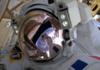 Thomas Pesquet s'offre un selfie dans l'espace