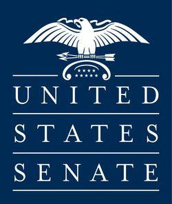 Sénat américain logo