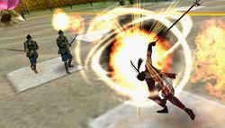 Sengoku Basara Chronicle Heroes - 10