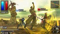 Sengoku Basara Chronicle Heroes - 1