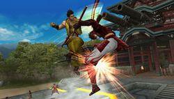 Sengoku Basara Chronicle Heroes (2)