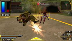 Sengoku Basara Chronicle Heroes (3)
