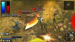 Sengoku Basara Chronicle Heroes - 6