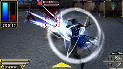 Sengoku Basara Chronicle Heroes (6)