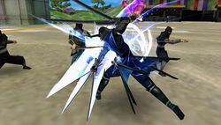 Sengoku Basara Chronicle Heroes - 8