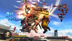 Sengoku Basara : Samurai Heroes - 12