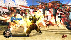 Sengoku Basara : Samurai Heroes - 4