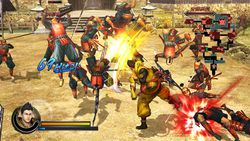 Sengoku Basara : Samurai Heroes - 6