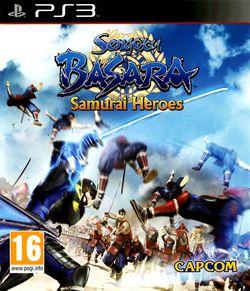 Sengoku Basara Samurai Heroes - jaquette PS3