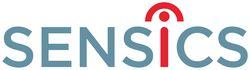 Sensics - logo